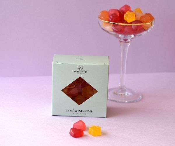 Sweetkynd Mixed Edition rosé wine gums
