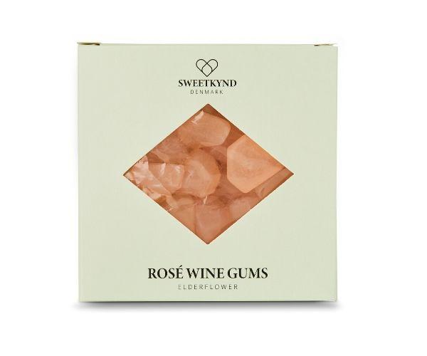 Sweetkynd Hyldeblomst rosé vingummi