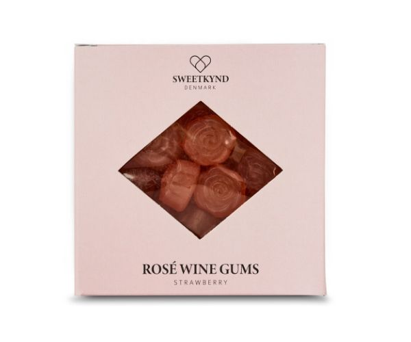Sweetkynd jordbær rosé vingummi
