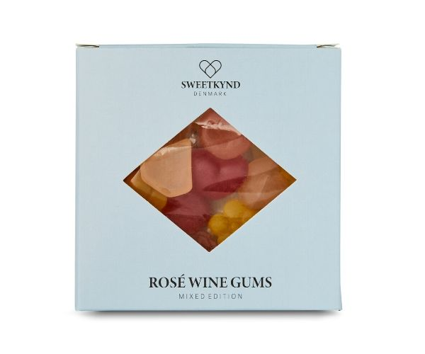 Sweetkynd rosé vingummi Mixed edition