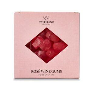 Sweetkynd Granatæble rosévingummi