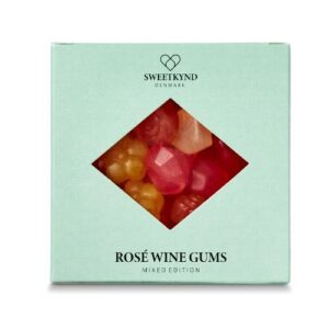 Sweetkynd rosévingummi Mixed Edition