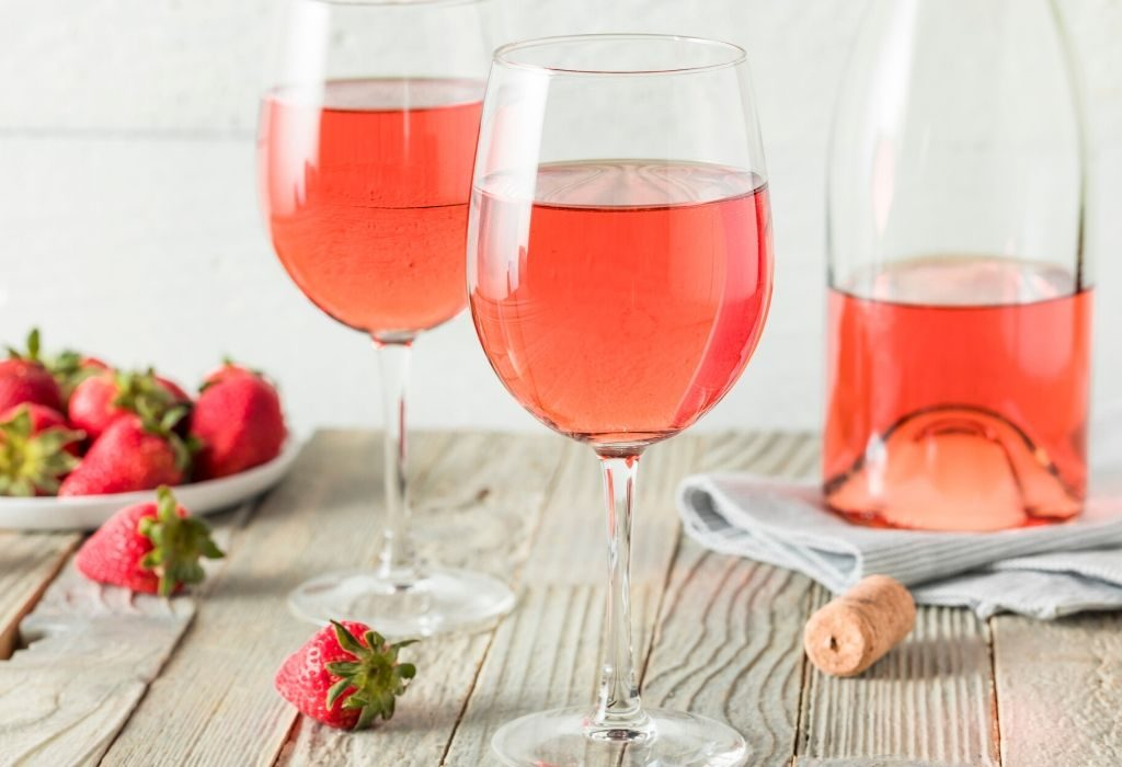 Sweetkynd rosé vin