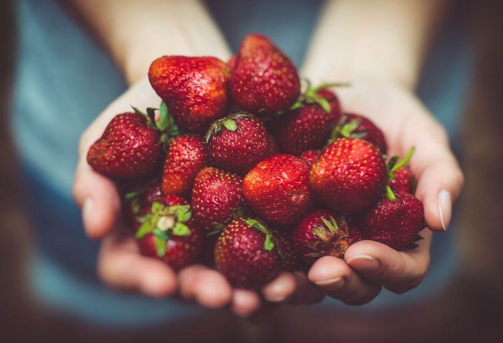 Sweetkynd organic jordbær